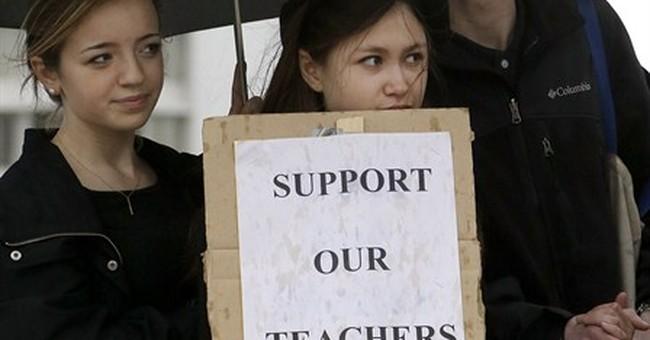Teacher directive prompts vigil at San Francisco cathedral