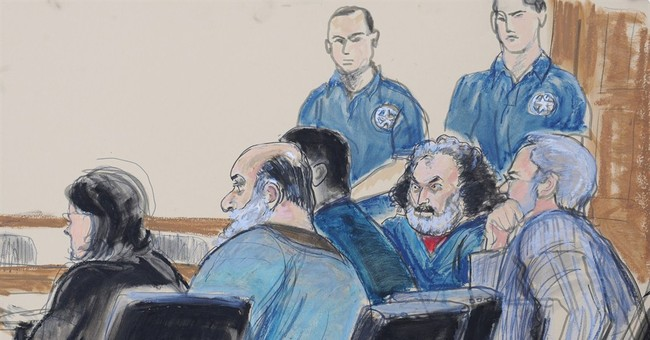 Egyptian lawyer gets 25 years in prison for embassy bombings