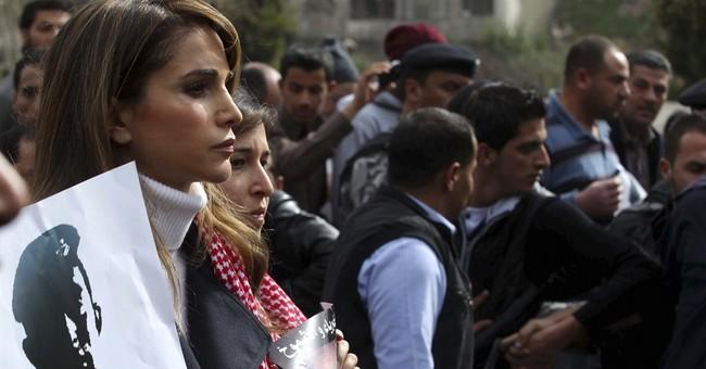 Jordan's king thrusts country to center of Islamic State war