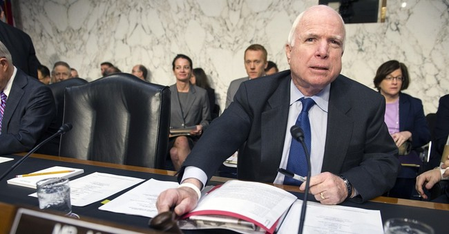 McCain seeks to open US domestic routes to foreign ships