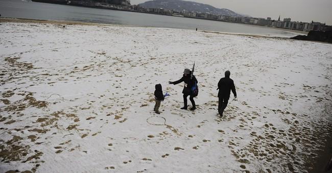 Floods uproot many in Albania; snow in  Croatia, Slovenia