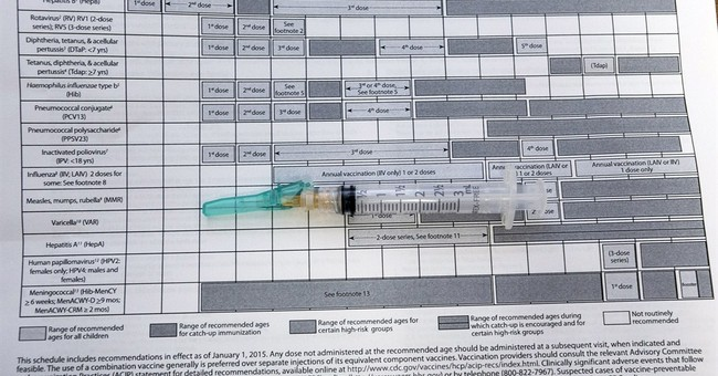 A look at some vaccine-related legislation in several states