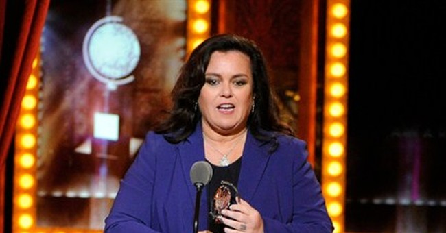 Rosie O'Donnell exiting 'The View' after 2nd brief stay