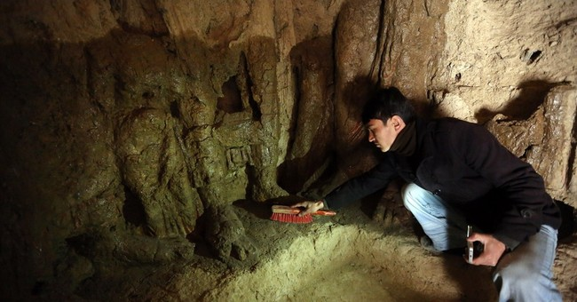 Copper mining threatens Afghan site of ancient Buddhist past