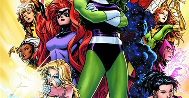 Marvel Comics debuting all-female Avengers team