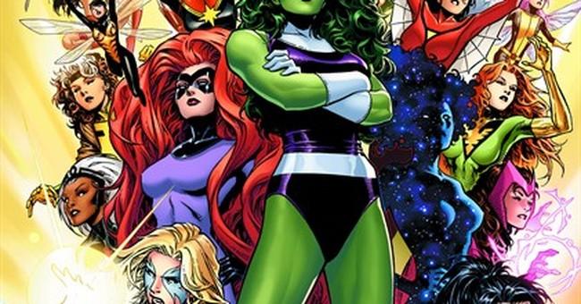 Marvel Comics debuting all-female Avengers team