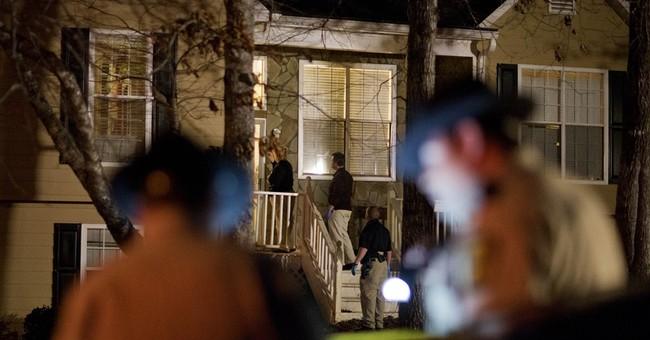 Police: 5 dead, including gunman, in Georgia shooting