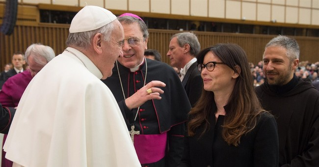 Pope denounces disfiguring attacks on women