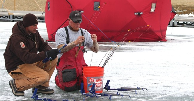Warmth gives ugly invasive fish brief reprieve from anglers