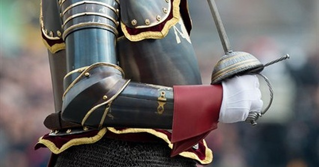 Pope promotes Swiss Guard's No. 2 to top post