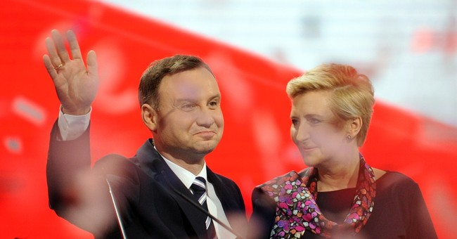 Polish presidential candidate pledges increased social care