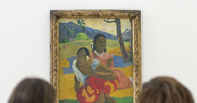 Sale of Swiss-owned Gauguin painting shrouded in secrecy