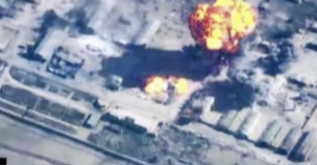 Jordan says it launched 56 airstrikes against Islamic State