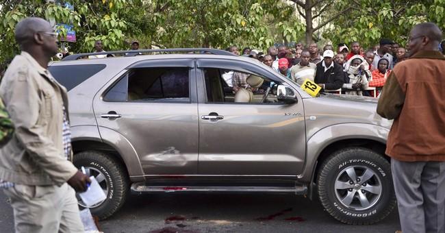 Kenyan lawmaker shot and killed by masked gunmen