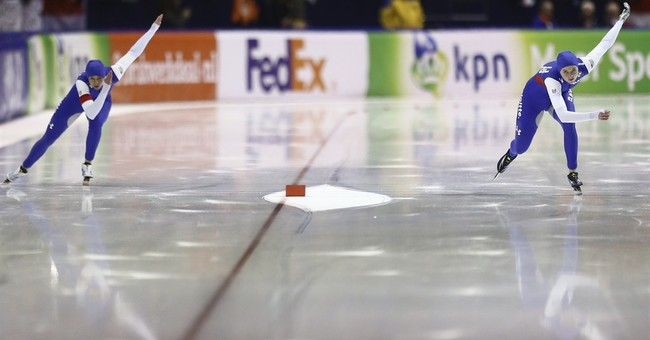 Richardson wins sprint double at speedskating World Cup