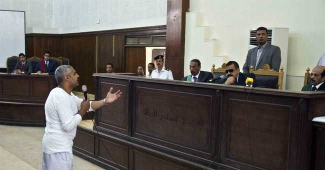 Retrial date set for 2 Al-Jazeera journalists still in Egypt