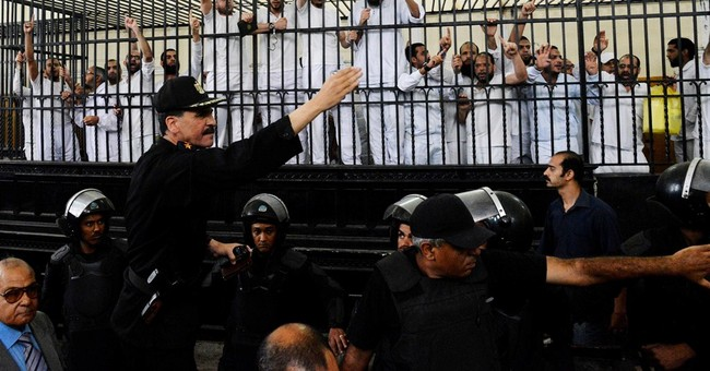 Blind justice? Egypt's mass trials place state security 1st
