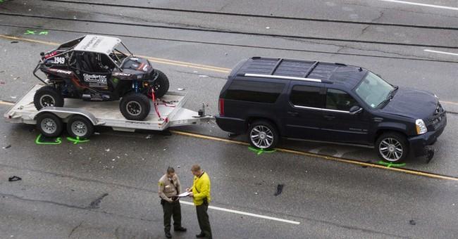 Publicist: Bruce Jenner wasn't texting during fatal crash