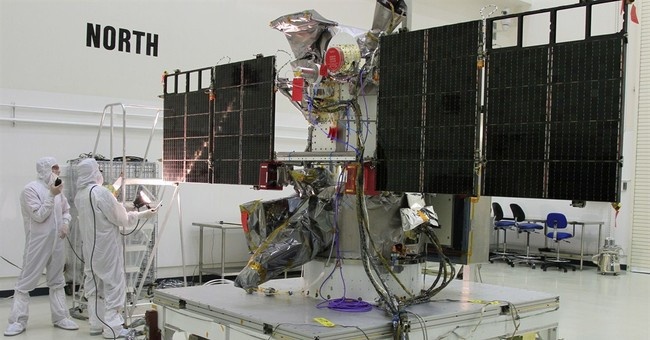 SpaceX calls off  launch of space weather satellite