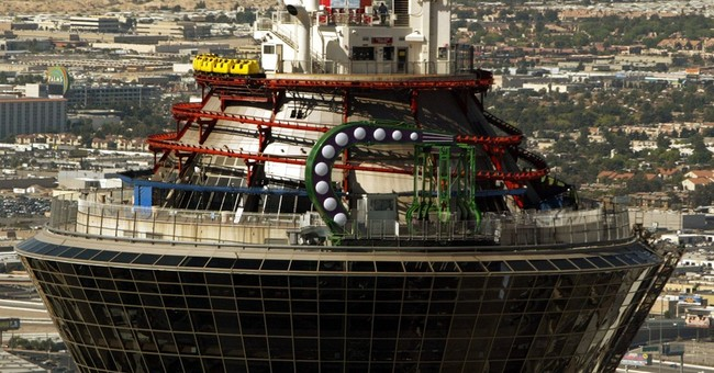 Las Vegas Strip too snooty? Stratosphere ad campaign says so