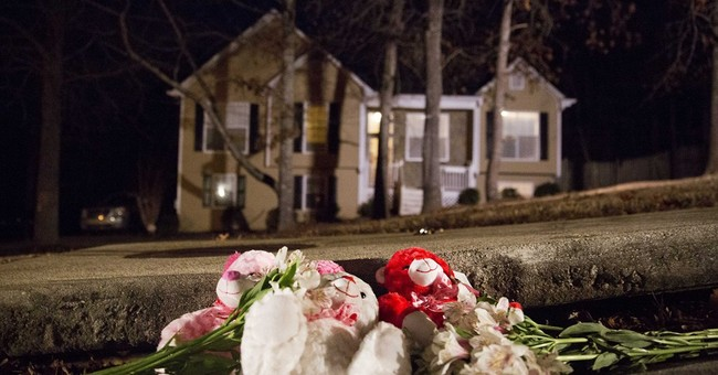 Georgia man who shot ex, kids had fought over child custody