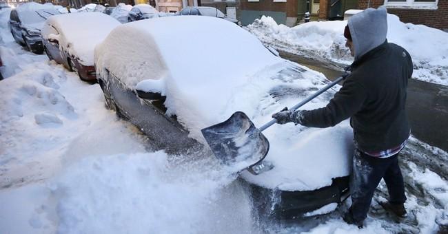 Another dayslong snowstorm threatens to clobber New England