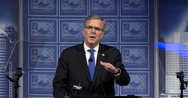 Democratic effort to define Jeb Bush starts with Mitt Romney