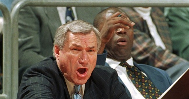 North Carolina coaching great Dean Smith dies at 83