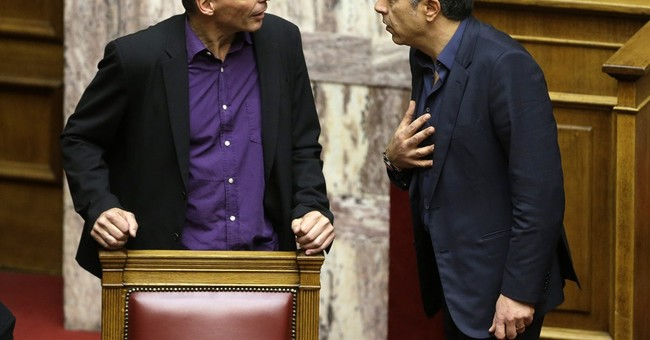 Greek premier proclaims end to austerity in policy statement