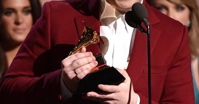 Sam Smith wins Grammy for best new artist