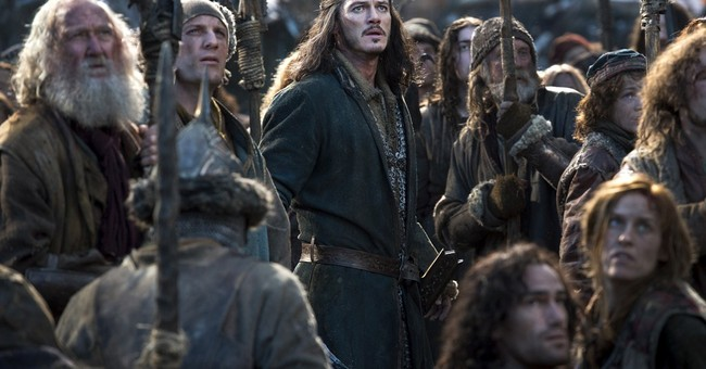 'The Hobbit' tops box office for 3rd weekend