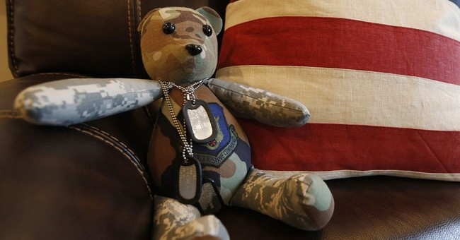 Major study of bereaved military families underway