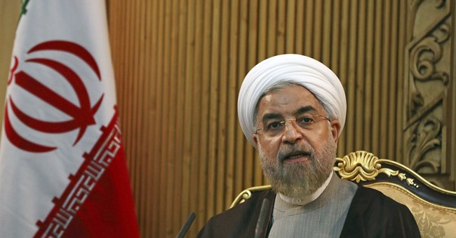Iran's president: Nuclear talks a matter of heart