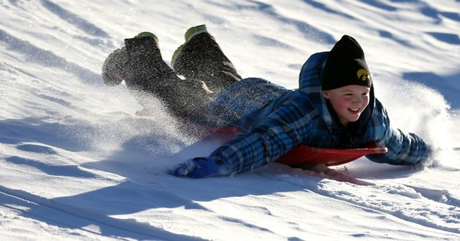 Liability concerns prompt some cities to limit sledding