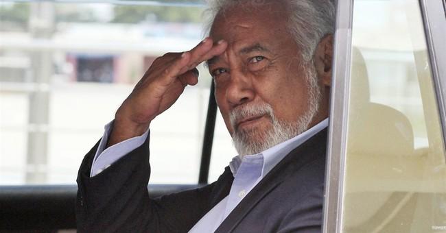 East Timor president accepts prime minister's resignation