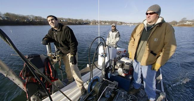 Researchers help guard sunken tribe artifacts from turbines