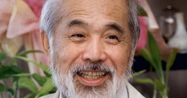 Designer of bullet train, Kikkoman soy sauce bottle has died