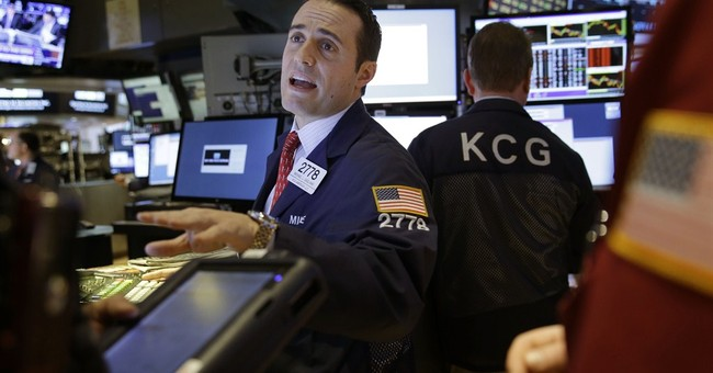 US stocks falter on weak China data, Greece worries