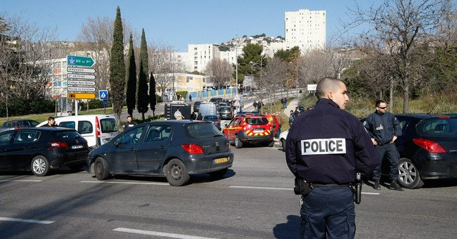 Gunmen open fire in tense Marseille same day as PM visits