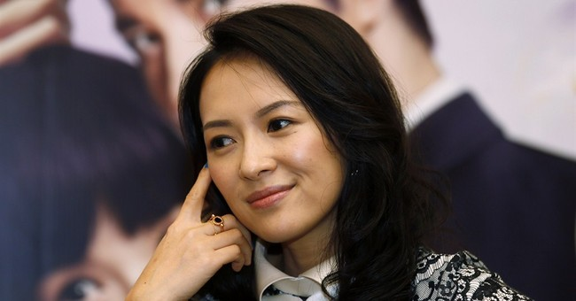 Crouching Tiger' actress Zhang Ziyi accepts drone proposal