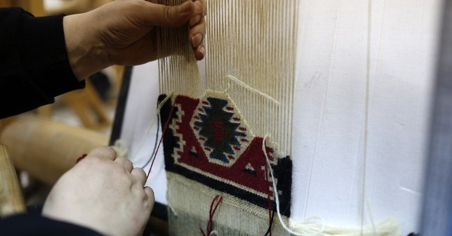 Carpet weavers in east Serbia won't let old craft die out