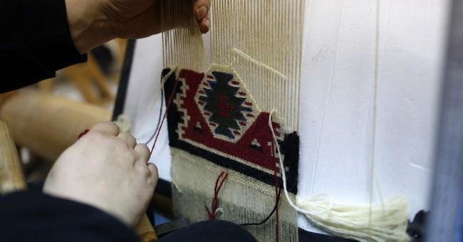 Carpet weavers in east Serbia won't let old craft die out