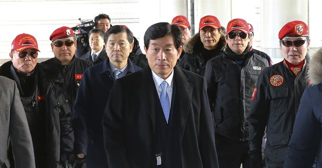 Ex-S. Korean spy chief sent to prison over election scandal