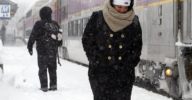 Massachusetts governor criticizes transit storm performance