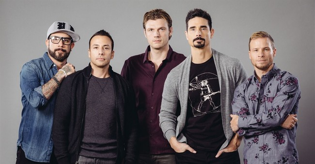 Backstreet Boys are back as men