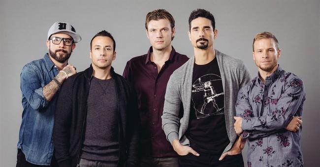 Backstreet Boys are back as men