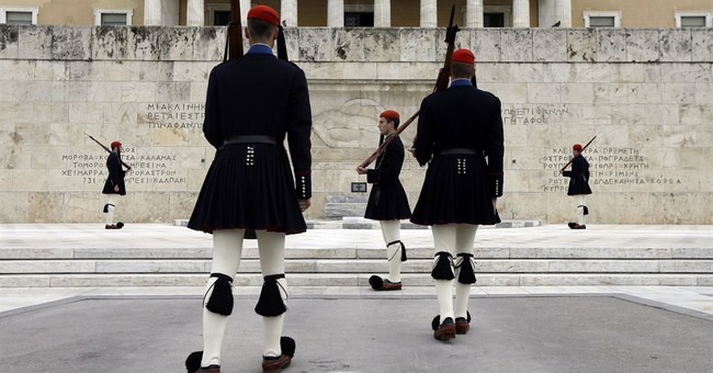 Greece puts brave face on negotiations with creditors
