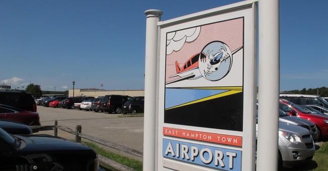 Dispute over Hamptons aircraft noise hitting a crescendo