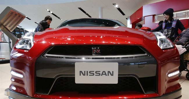 Nissan raises profit forecast after sales grow in US, Europe