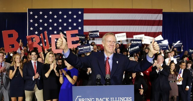Self-financed candidates often biggest donors in state races